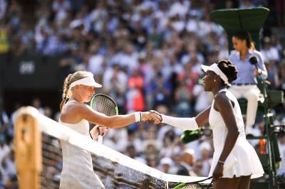 Women sport news - Venus and Keys out, Serena and Karolina continue