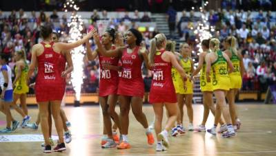 Women sport news - Vitality Roses defeat the Samsung Diamonds in the Netball Quad Series