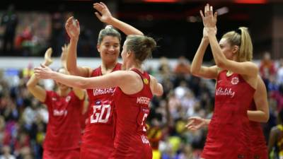 Women sport news - Vitality Roses squad announced for the Netball Quad Series