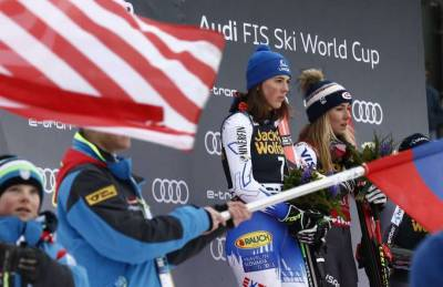 Women sport news - Vlhova and Shiffrin tie for GS win in Maribor