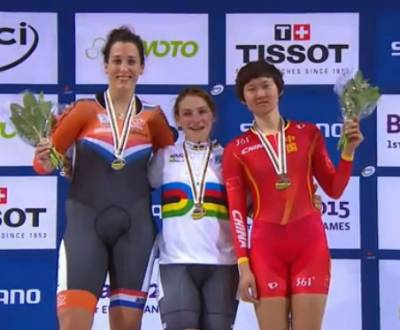 Women sport news - Vogel and Wild win thrilling finals in France