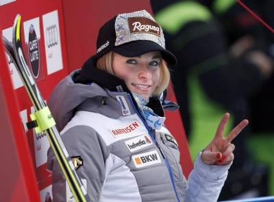 Women sport news - Vonn Incensed After Losing Her Ski And World Cup Lead To Gut