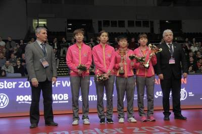 Women sport news - WANG Manyu Takes ITTF World Tour Gold