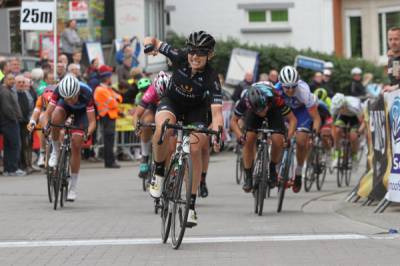 Women sport news - Wiggle High5 Hunting Stage Success In Boels Rentals Ladies Tour