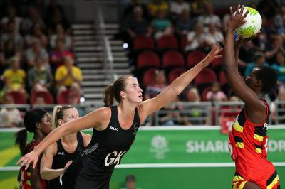 Women sport news - Winning start for NZ netballers at Gold Coast Games