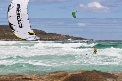 Women sport news - WKC Joins GKA - New Unity in International Professional Kitesports