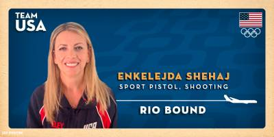Women sport news - Women Sharpshooters of the 2016 Olympic Games