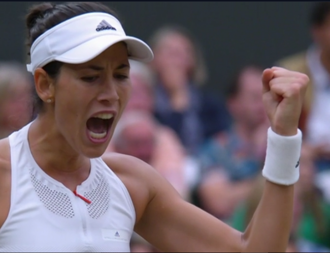 Women sport news - Mugaruza wins first Wimbledon Title in straight sets