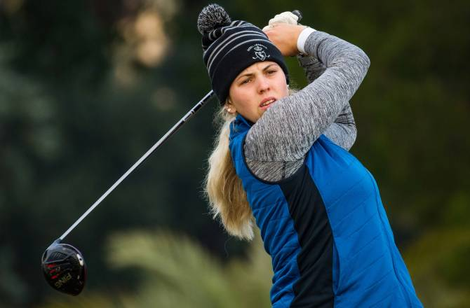 Women sport news - Muirhead Storms Clear in Spain