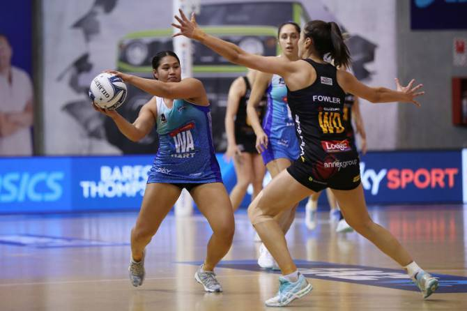 Women sport news - MYSTICS FEND OFF SPIRITED MAGIC IN SIX-GOAL VICTORY