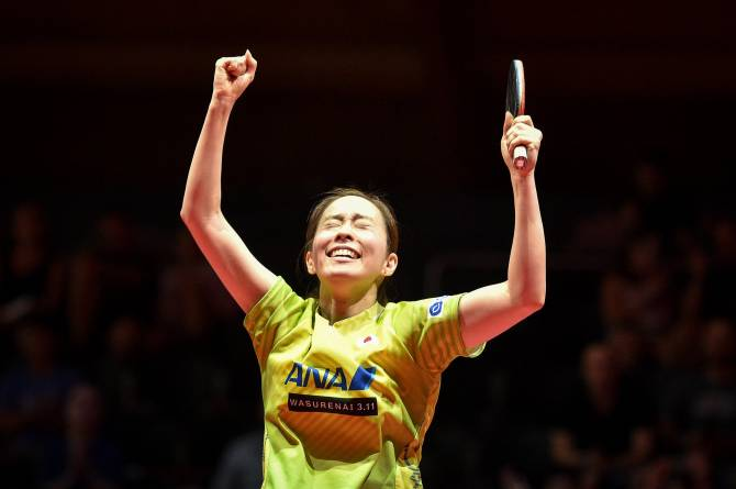 Women sport news - 20/02/2020 Japanese teenagers top seeds at 2020 ITTF World Tour Hungarian Open