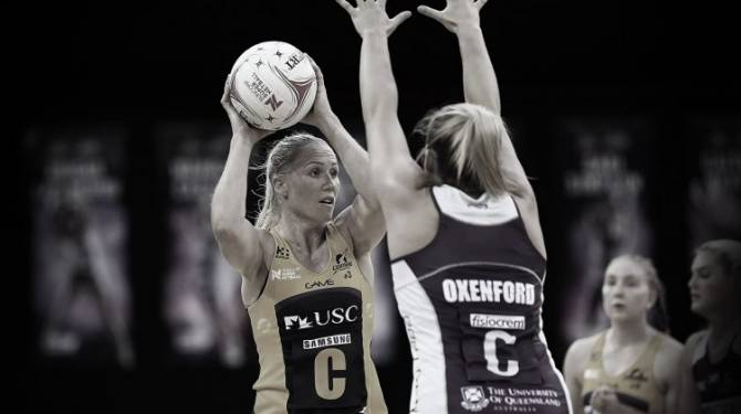 Women sport news - Nothing separates Firebirds and lightning