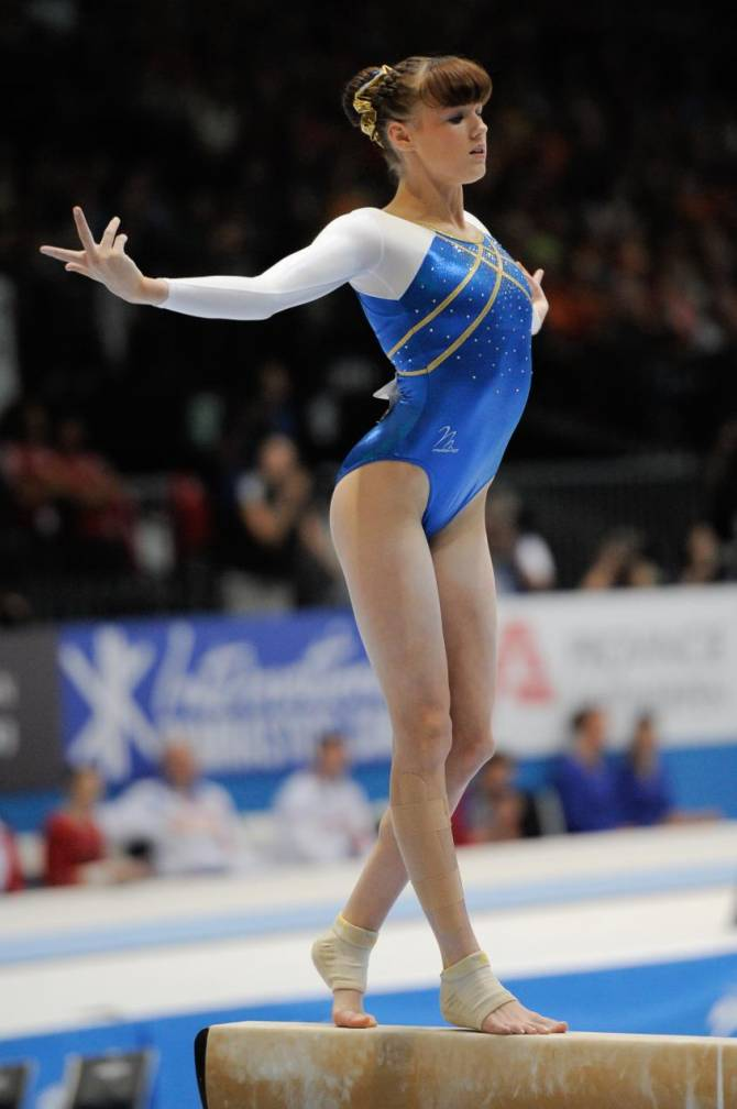 Women sport news - Olympic gymnast Rebecca Tunney announces retirement