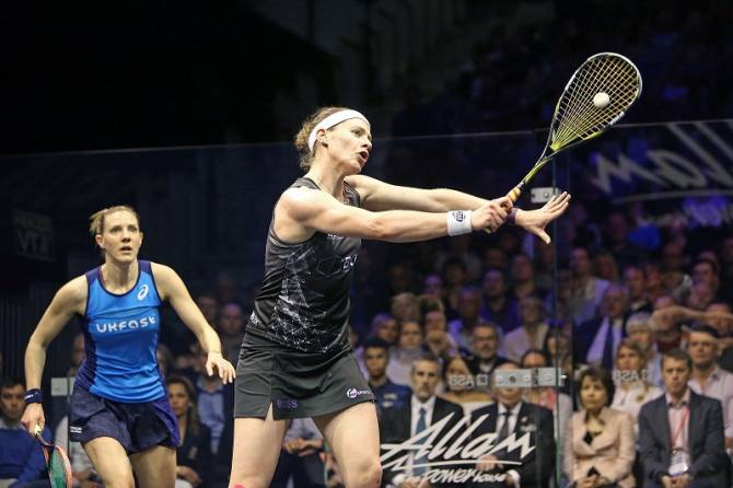 Women sport news - Perry Secures Debut PSA World Series Finals Spot