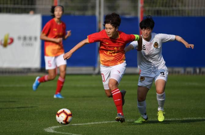 Women sport news - Players join Chinese women's football team via Thailand for Olympic qualifier