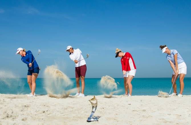 Women sport news - Players look to make a splash in Abu Dhabi