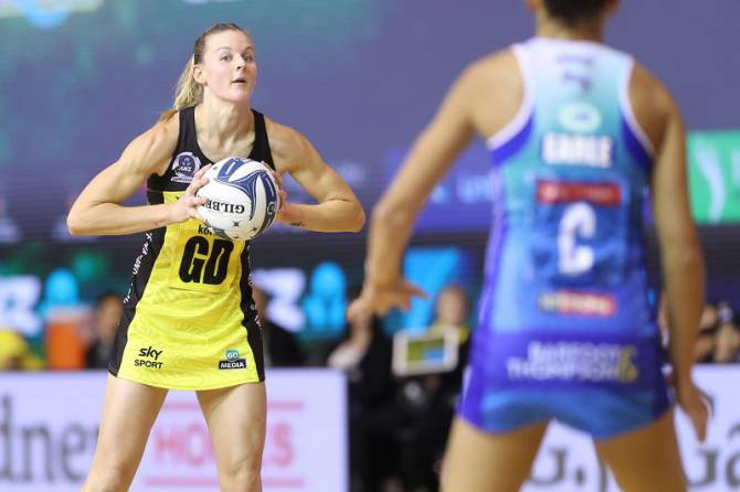 Women sport news - PULSE MARCH ON WITH TOP-OF-TABLE WIN OVER MYSTICS