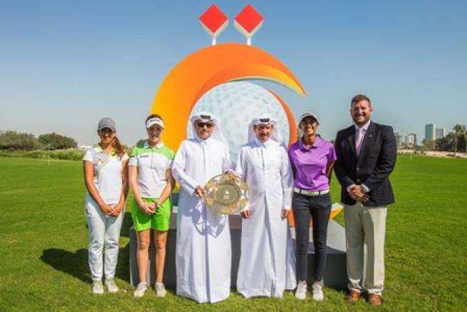 Women sport news - Q the action: World's top players line up for Qatar Ladies Open