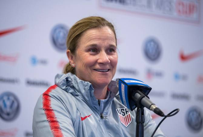 Women sport news - Q&A WITH U.S. WNT HEAD COACH JILL ELLIS