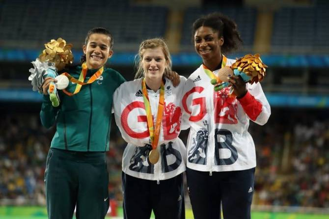 Women sport news - Rio 2016 Paralympics smash all TV viewing records