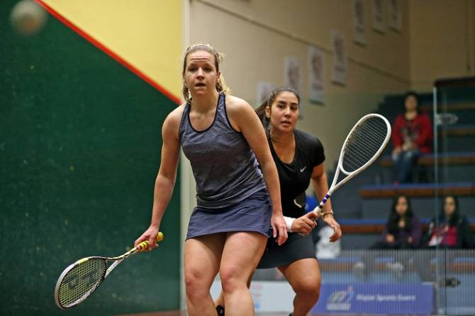 Women sport news - Round One of The Hong Kong Open