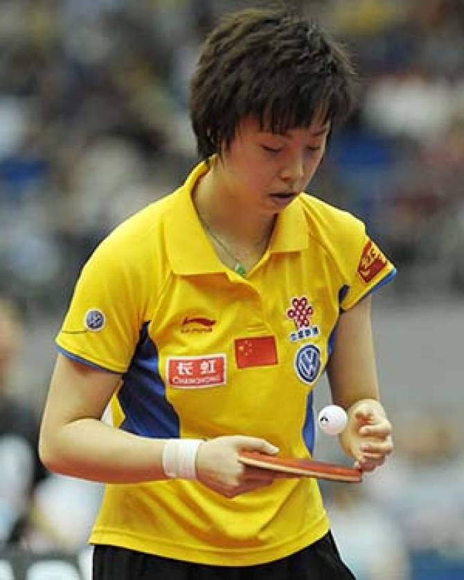 Women sport news - Russian Table Tennis Players Cleared to Play at 2016 OlympicGames