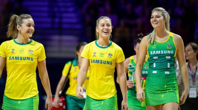 Women sport news - SAMSUNG DIAMONDS CONSTELLATION CUP TEAM ANNOUNCED