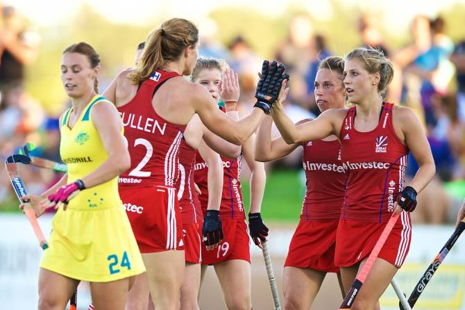 Women sport news - Series opener sees Australia narrowly defeat Great Britain