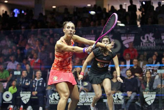Women sport news - Serme Claims Historic 2016 US Open Crown As ElShorbagy Doubles Up