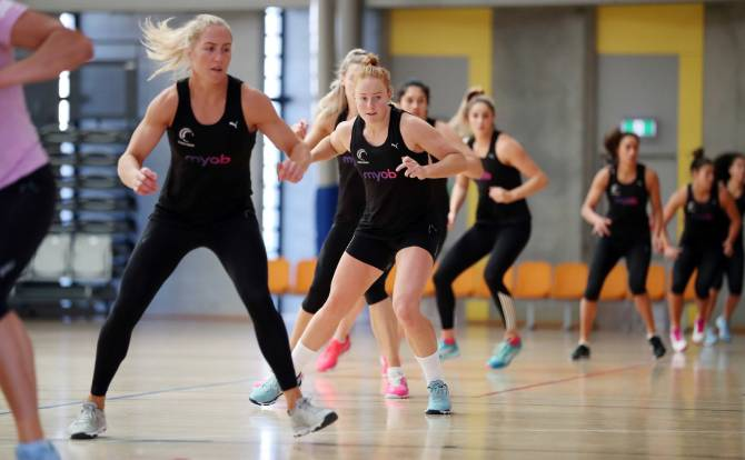 Women sport news - SILVER FERNS CONFIRM NETBALL WORLD CUP PREPARATION MATCHES