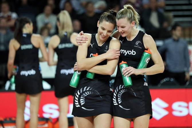 Silver Ferns Netball World Cup team announced