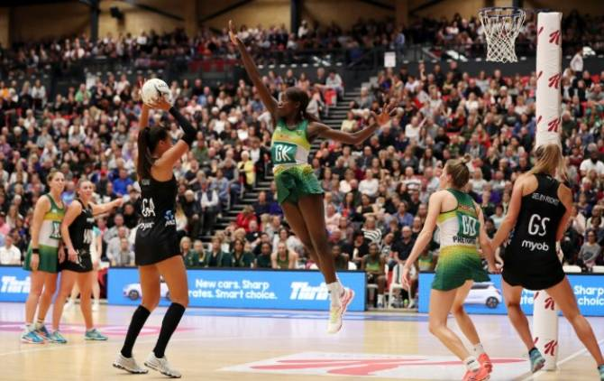 Women sport news - SILVER FERNS OUTCLASS SOUTH AFRICA IN TAURANGA