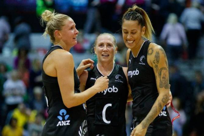 Women sport news - SILVER FERNS VICTORIOUS IN EXTRA TIME THRILLER