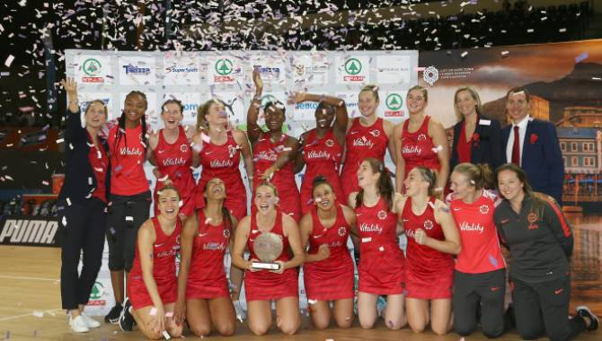 Women sport news - South Africa 54-48 Vitality Roses