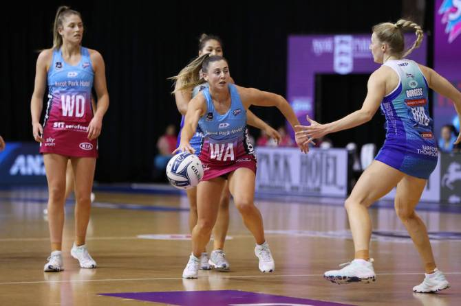 Women sport news - STEELY RESOLVE DENIES MYSTICS