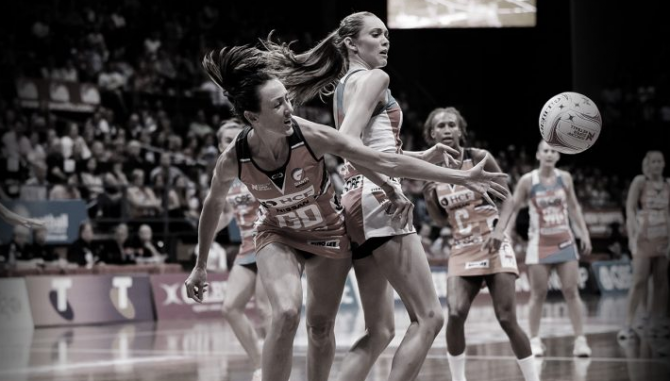 Women sport news - Strong finish from The Giants Secures Win