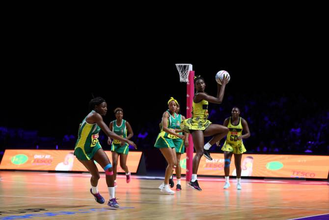 Women sport news - Sunshine Girls shine too bright for Zimbabwe