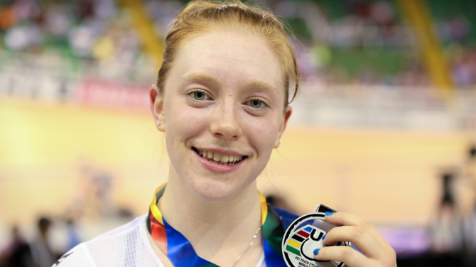 Women sport news - Superb Silver for Emily Nelson in Cali
