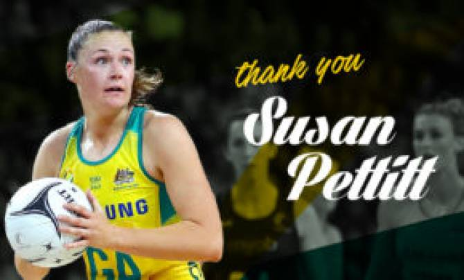 Women sport news - Susan Pettitt calls an end to her Diamonds career