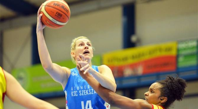 Women sport news - Szekszard overturn Game 1 deficit, Carolo and Venezia ease through