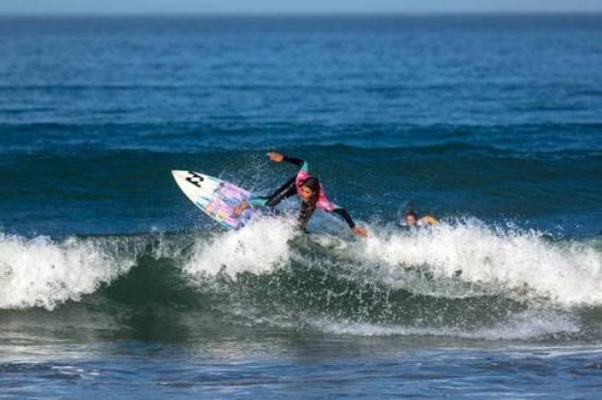 Women sport news - Tankika Hoffman Clinches Title at Cape Town Pro
