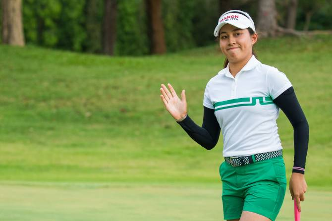 Women sport news - Teen star Atthaya Thitikul, 16, wins second Ladies European Thailand Championship