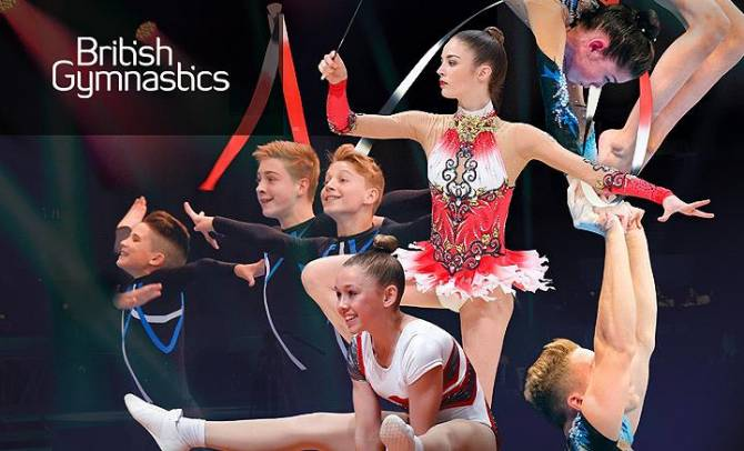 The British Gymnastics Championships Series - 4 Days, 4 Championships, 4 Disciplines!