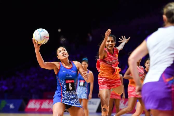 Women sport news - TWO-IN-TWO FOR SAMOA AS MISA EXCELS