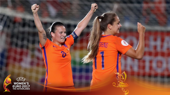 Women sport news - UEFA Women's Euro-Netherlands end Belgium Dream