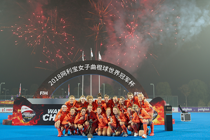 Women sport news - Unstoppable Netherlands sweep to seventh Hockey Champions Trophy title