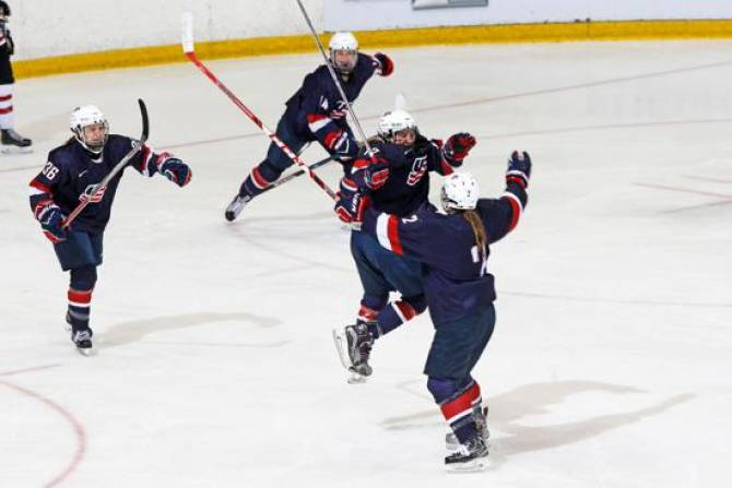 U.S. Defeats Canada, 3-1, in U18 Series Finale