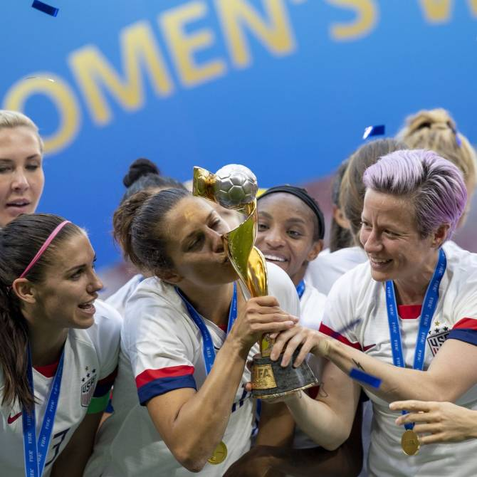 US Name team for the Shebelieves Cup 2020