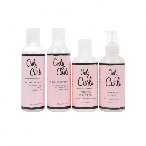 Only Curls Hair Care