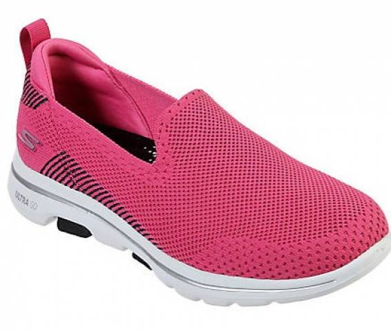 Women sport products - Skechers Go Walk 5 Trainers
